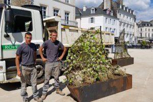Installation jardins Éphémères Vannes Ropert Paysages Final
