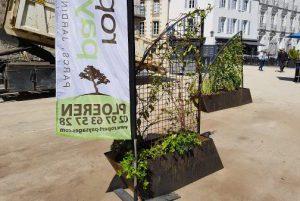Installation jardins Éphémères Vannes Ropert Paysages Résultat