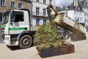 Installation jardins Éphémères Vannes Ropert Paysages