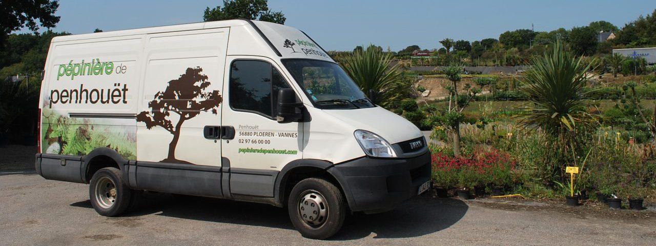 Un service de livraison personnalisé