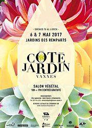 Vannes Côté Jardin 2017